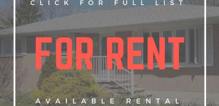 View Current Rentals