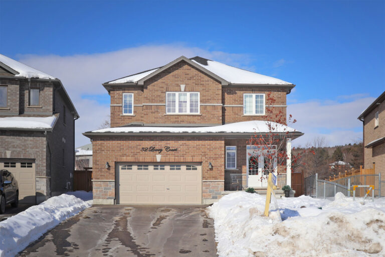 32 Lowry Crt - For Sale - Barrie