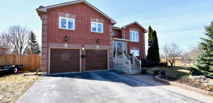 31 Garibaldi Dr, Barrie – Over Sized Lot With Workshop