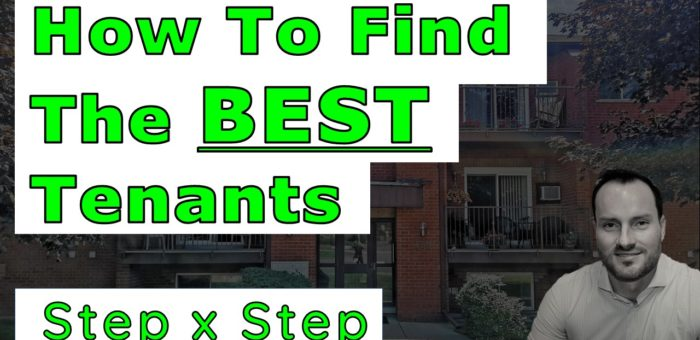 How To Find & Pick Quality Prospective Tenants For Your Rental Property [Step x Step Guide]