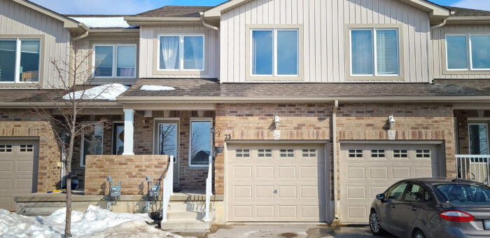 For Sale: #23, 75 Prince William Way, Barrie